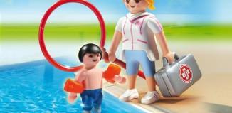 Playmobil - 6677 - Schwimmmeisterin