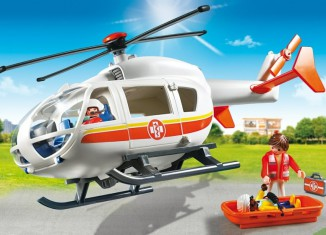 Playmobil - 6686 - Rettungshelikopter