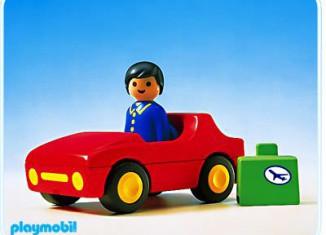 Playmobil - 6700 - Sports Car