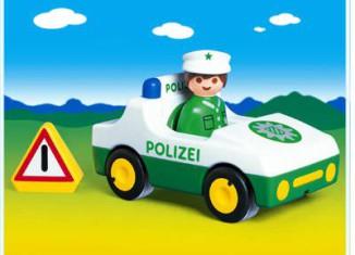 Playmobil - 6736 - Polizeiauto