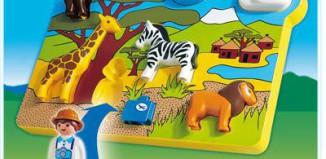 Playmobil - 6745 - Wild Animal Puzzle