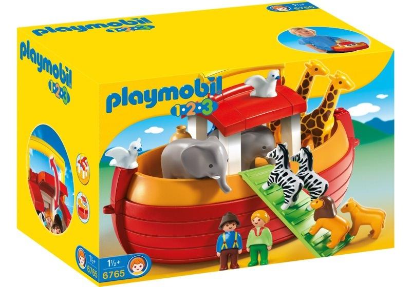 Playmobil 6765 - My Take Along 1.2.3 Noah's Ark - Box