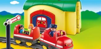 Playmobil - 6783 - My Take Along Train