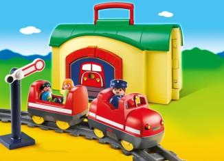 Playmobil - 6783 - Meine Mitnehm-Eisenbahn