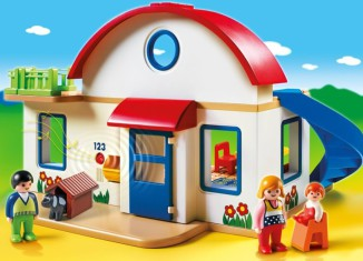Playmobil - 6784 - Suburban Home