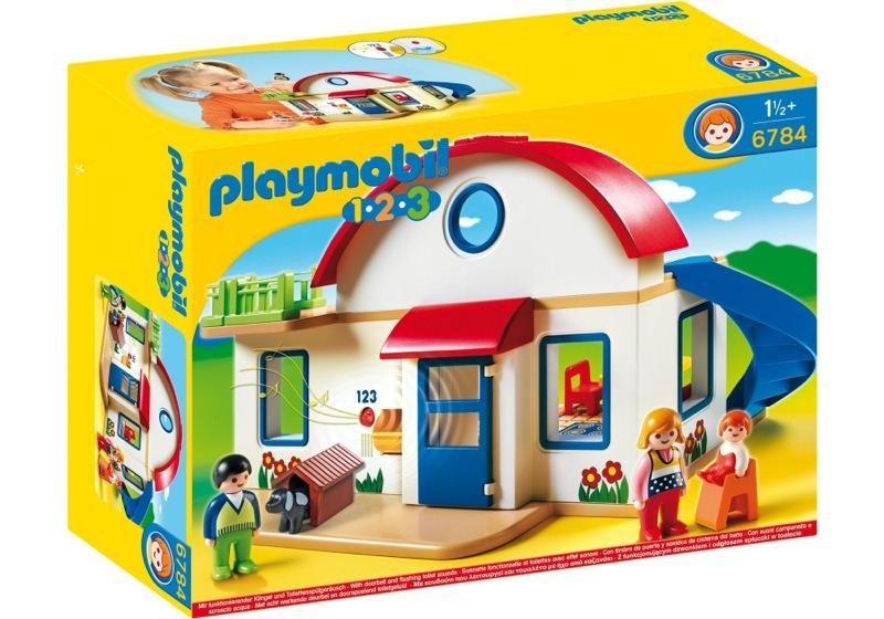 Playmobil 6784 - Suburban Home - Box