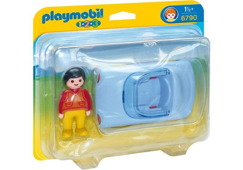 Playmobil 6790 - Cabrio - Box