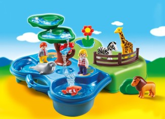 Playmobil - 6792 - Take Along Zoo & Aquarium