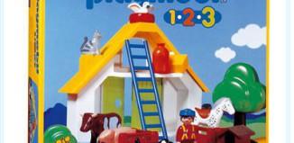 Playmobil - 6804 - Barn