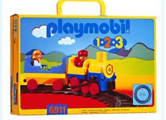 Playmobil - 6911 - Small Train Set