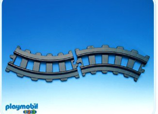 Playmobil - 6954 - Curve Track