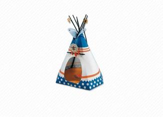 Playmobil - 7172 - Native American Teepee