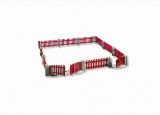 Playmobil - 7292 - Garden Fence