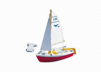 Playmobil - 7349 - Floating Sailboat