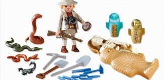 Playmobil - 7361 - Archaeologist