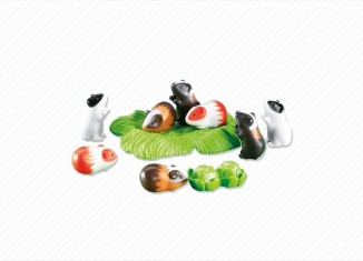 Playmobil - 7362 - Guinea Pigs