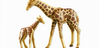 Playmobil - 7364 - Giraffe with baby