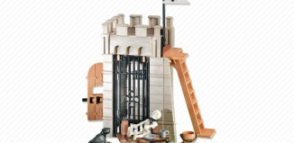 Playmobil - 7377 - dungeon tower