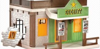 Playmobil - 7378 - Sheriff's Office