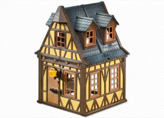 Playmobil - 7379 - Yellow Framework House
