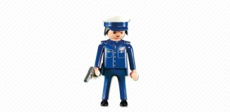 Playmobil - 7384 - Police Officer