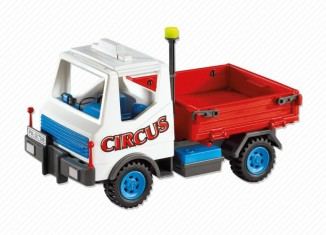Playmobil - 7399 - Circus Vehicle