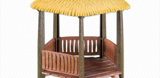 Playmobil - 7436 - look-out hut