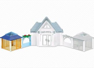 Playmobil - 7437 - Animal clinic extension