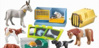 Playmobil - 7440 - Animal Clinic Accessories