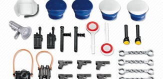Playmobil - 7447 - Police accessories