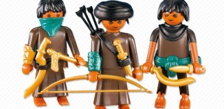 Playmobil - 7462 - 3 Grave Robbers