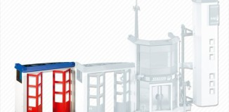 Playmobil - 7465 - Fire Station Extension