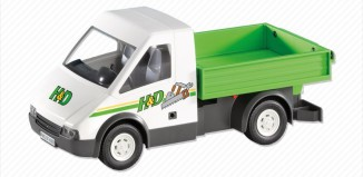Playmobil - 7473 - Small Truck