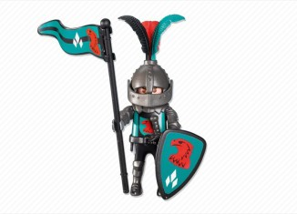 Playmobil - 7536 - Falcon Knights Leader