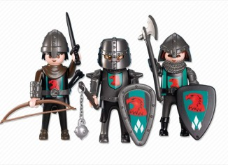 Playmobil - 7537 - 3 Falcon Knights