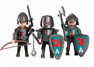 Playmobil - 7537 - 3 Falcon Knights