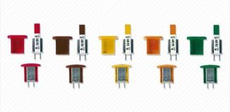 Playmobil - 7570 - Quarzpaar 27.145 MHz, gelb