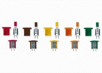 Playmobil - 7570 - Yellow Quartz Set 27.145 MHz