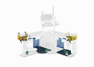 Playmobil - 7573 - Boarding Gate Extension