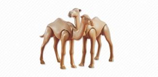 Playmobil - 7586 - 2 Camels