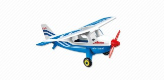 Playmobil - 7590 - Classic Edition Air Taxi