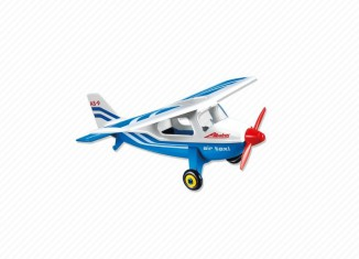 Playmobil - 7590 - Air Taxi Editiion Classique