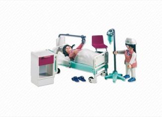 Playmobil - 7624 - Hospital Room
