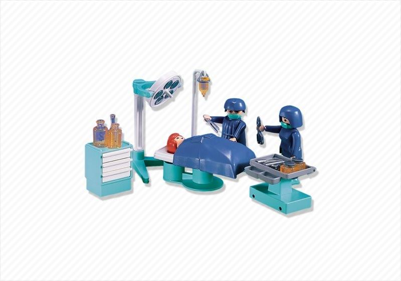 Playmobil - 7682 - Operating Room