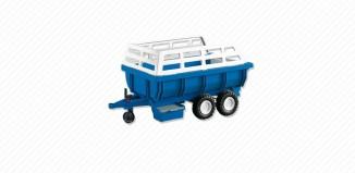 Playmobil - 7753 - Hay Trailer
