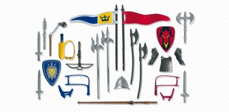 Playmobil - 7763 - Knight Weapons