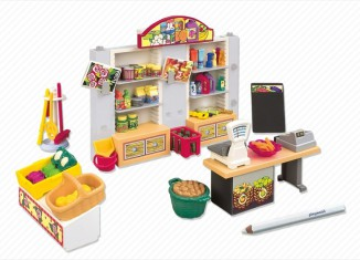 Playmobil - 7777 - Store Accessories