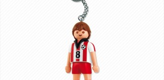 Playmobil - 7874 - Soccer Player