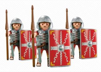 Playmobil - 7878 - 3 Legionnaires