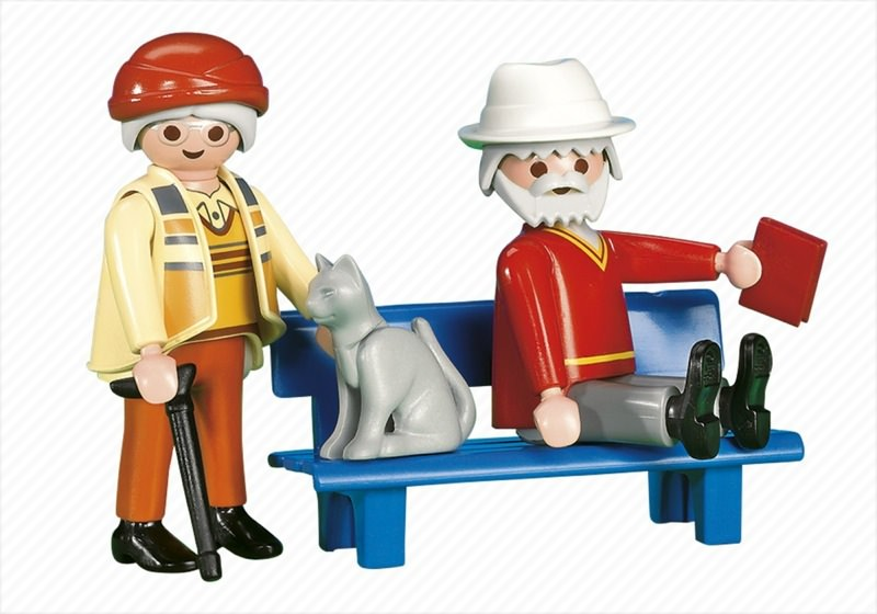 Playmobil - 7935 - Grandparents